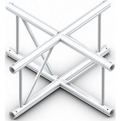 Croix 4 voies vertical