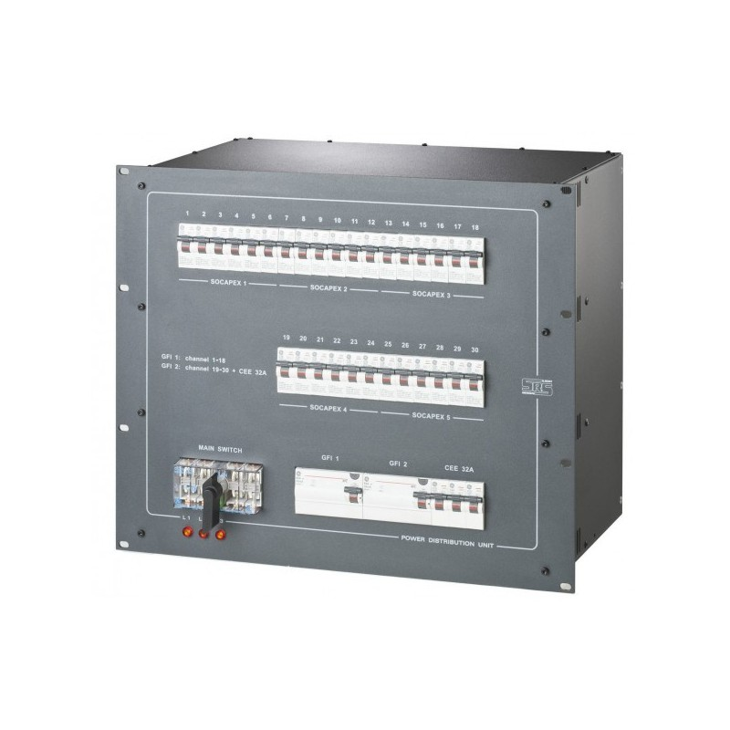 SRS-Coffret 125 A