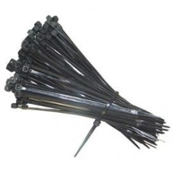 Colson noir  4.8 mm x 360 mm