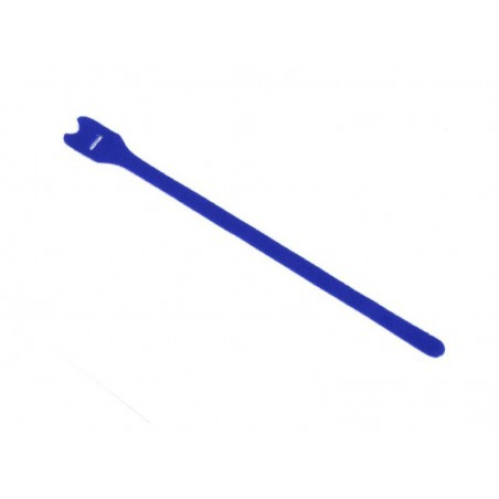 Velcro mini Bleu 25mm x 300mm