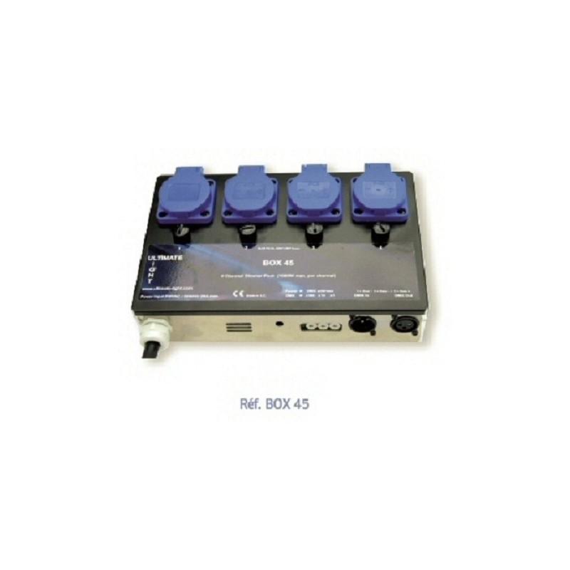 RVE BOX 45 4 x1Kw / 230V