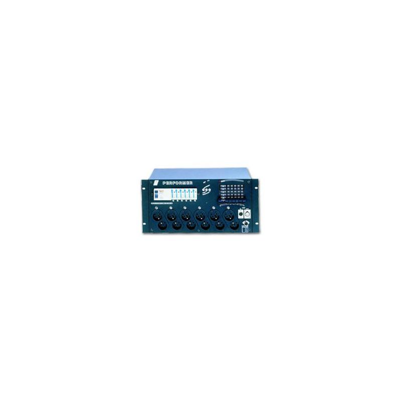 RVE PERFORMER 6 x 2,3Kw / 400 V
