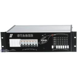 Flightcase RVE STAGER 6 x 3Kw / 400 V