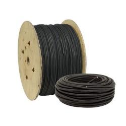 1m de 13G2,5² LIYY Noir pour Socapex 6 circuits