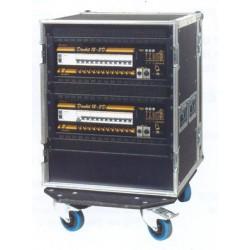 Fligthtcase RVE EASY 12 x 2.3 Kw / 400 V