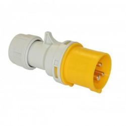 PCE 16 A Mâle câble 110 V 4 poles