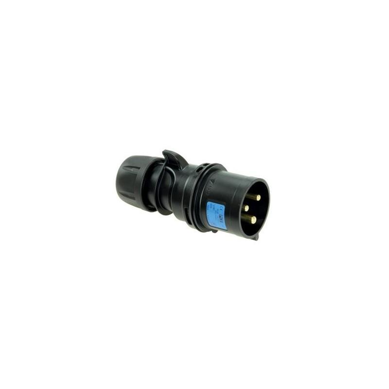 PCE 16 A kabeldeel male 230 V