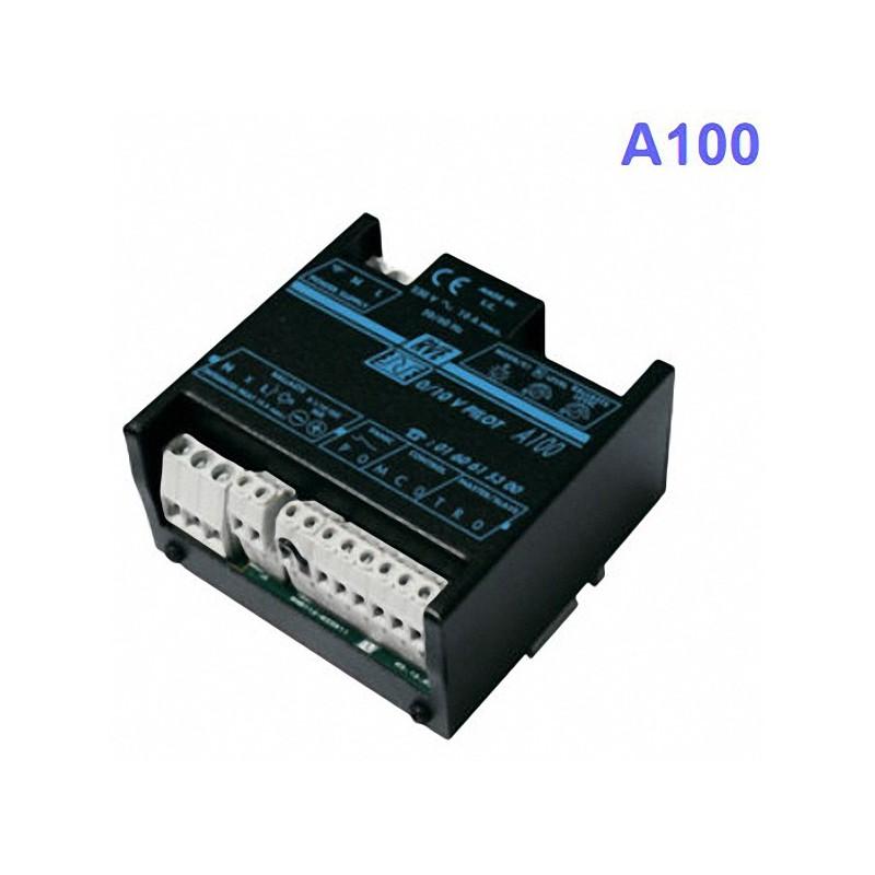 De 1 à 100 ballast 0 / +10V