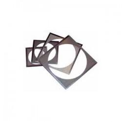 Porte-filtre métallique 125 mm