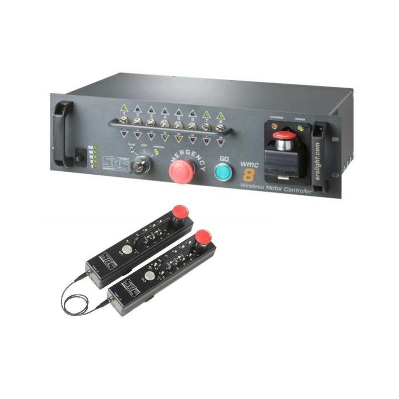 Module de télécommande HF 8 moteurs