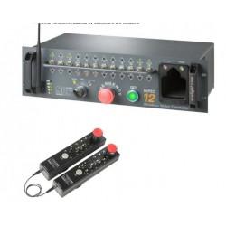 Module de télécommande HF 12 moteurs