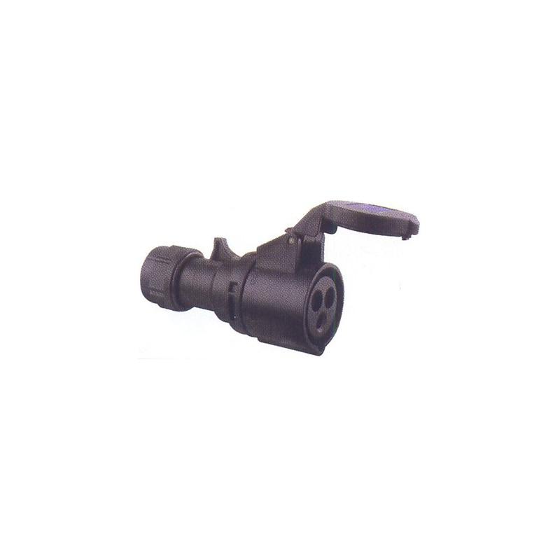 PCE23 A kabeldeel female 230 V