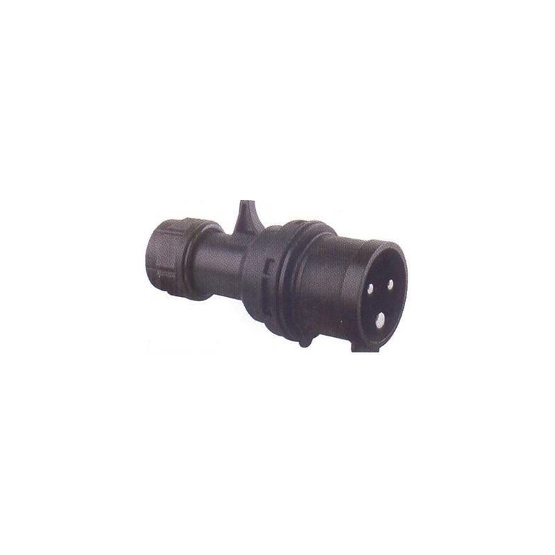 PCE 32 A kabeldeel male230 V