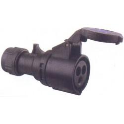 PCE 32 A kabeldeel female 230 V