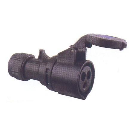 PCE 32 A Femelle câble 230 V