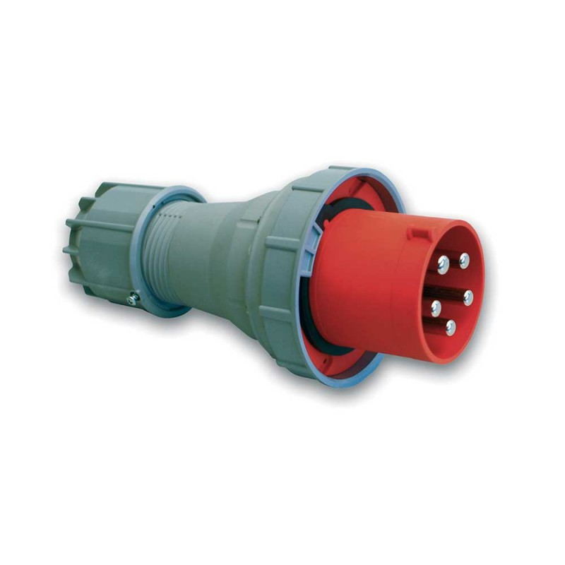 PCE 63 A kabeldeel male 400 V