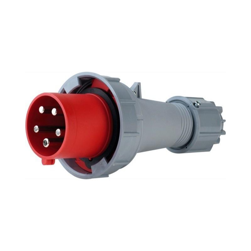 PCE 125 A kabeldeel male 400 V