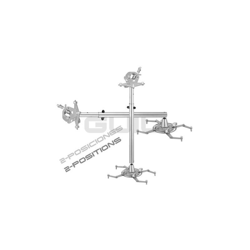 Beamerdrager met alucoupler PTR-15G