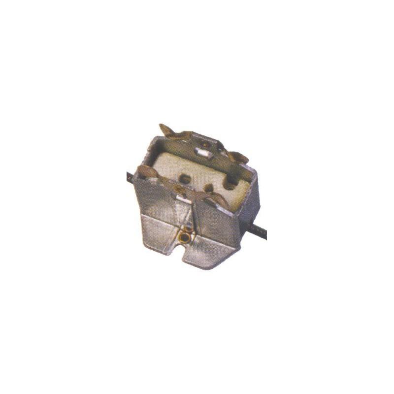 Douille GX9.5 fixation latérale