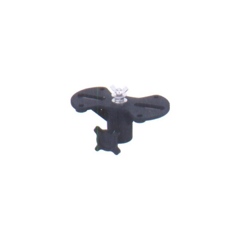 Adapter versterkt 35mm / M 10 met vlinder plaat
