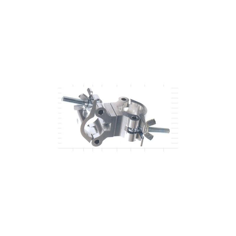 double-collier tournant Charge : 500 kg Perçage M12