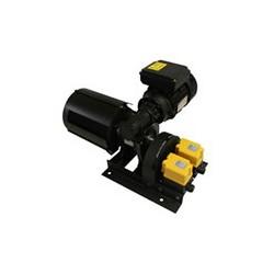 Motor voor gordijnrails met manuele of sturing per draad