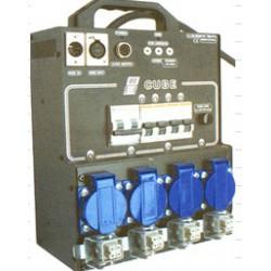 RVE CUBE 4 x 1,4 Kw / 230 V SPECIAAL VOOR TL