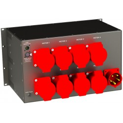 8 channel hoist controller with link