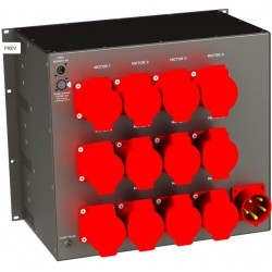 12 channel hoist controller with link