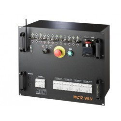 """Commande pour 8 moteurs """" SIL3 Low voltage"""""""