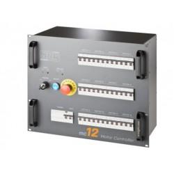 """commande pour 12 moteurs """"SIL3 direct voltage"""""""