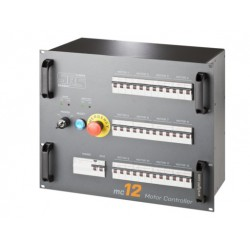 "sturing voor 12 takels ""SIL3 direct voltage"""