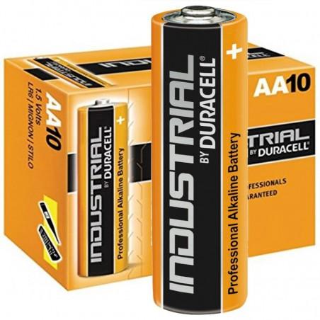Duracell 1.5 v alcaline AA
