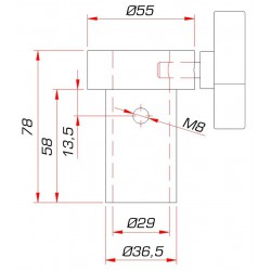 Adaptateur 35 / 28 mm