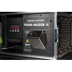 TOUR HAZER II S 1600 w, en flightcase