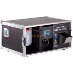 SMOKE FACTORY TOUR HAZER II S 1600 w, en flightcase