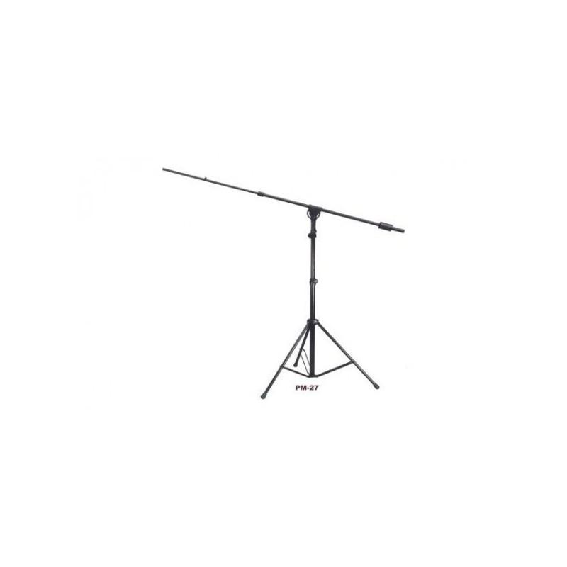 Microfoon statief  voor geluid opname PM-27