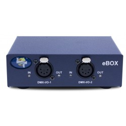LT-Light E-Box 2: 2 in/out DMX