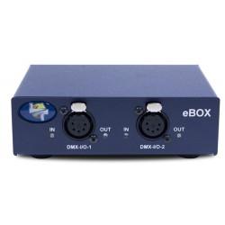 LT-Light E-Box 2: 2 in/out DMX