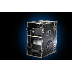 MINI FAN FOGGER DMX3 1500 w en flightcase