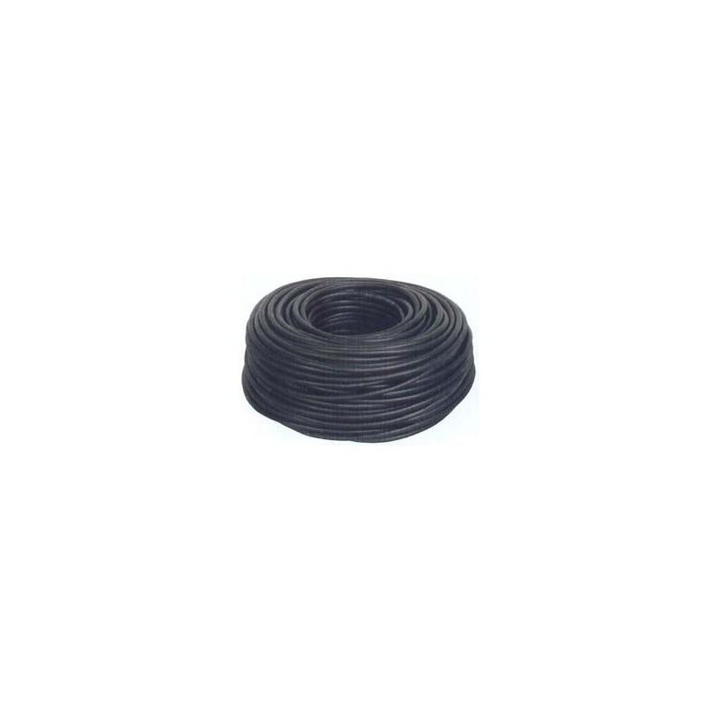 m de câble DMX 4 x 0,34² + masse Noir