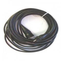 VERLENGKABELS SCHUKO 10/16 A 230V type HO7RN-F  3x2,5 mm² met een lengte van: