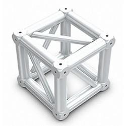 M100 - Cube de jonction 6 faces avec filet M8